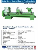 Lathe Machine Heavy Duty