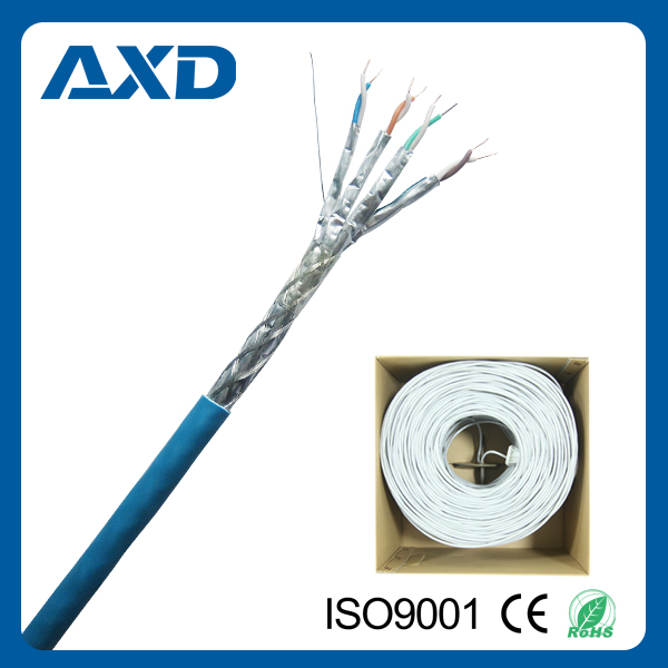 AXD high quality cat5e cat6 cat 7 cable 1000ft competitive price