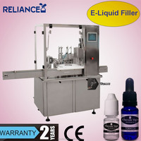 R-VF monoblock 15ml e-liquid bottle filling machine