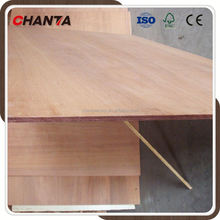 shuttering keruing plywood for die cutting