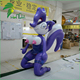 Hongyi Large Inflatable Animals Girl Toy With Big Breast
