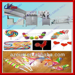 0086-371-65996917 newest type automatic ball lollipop wrapping machine