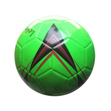 2017 design your own custom china football factory plastic soccer ball