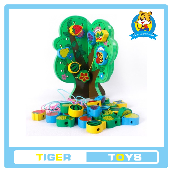high quality New wooden toys educational toys for kids-wooden tree