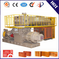 made in china fully automatic European technology clay brick machine for sale