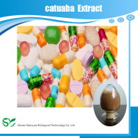 high quality and natural catuaba extract powder factory in china
