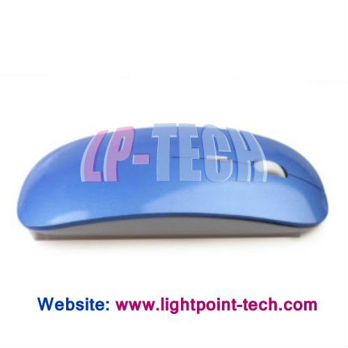 Colorful Ultra-Slim USB 2.4GHz Wireless Mouse