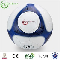 Zhensheng official size and weight soccer ball football ball