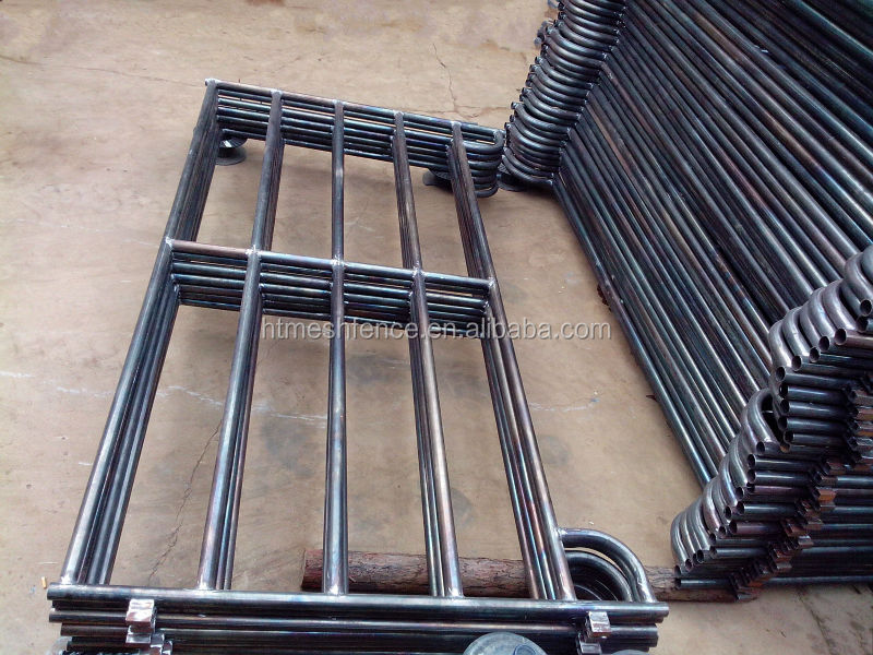 Haotian Heavy Duty Galvanized Ranch Livestock Panels at Low Price with High Quality