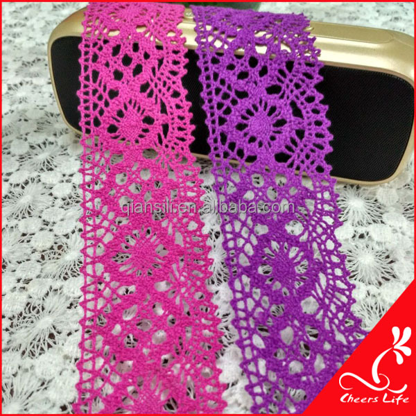 Cheap crochet lace