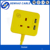 2 Pin/3 Pin Colorful Wall Socket With USB