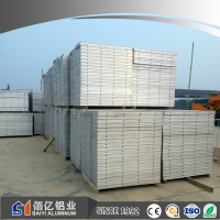 Factory direct sale powder coating aluminium formwork for concretes form