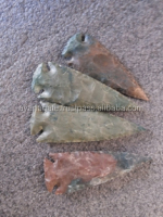 India Handmade Agate Arrowheads
