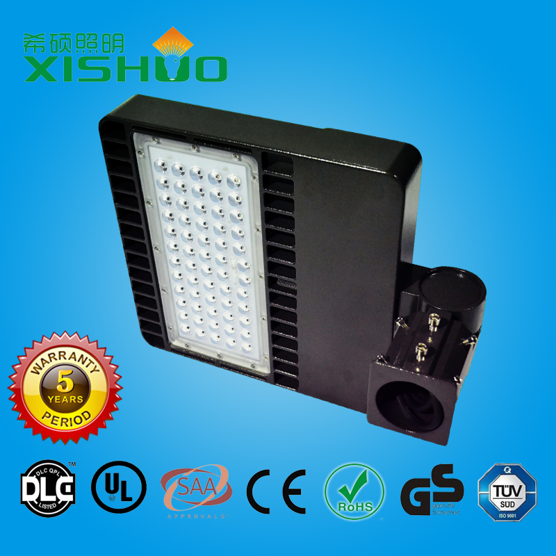 High power outdoor waterproof parking lot lighting retrofit roadways aluminum housing 300w LED show box light