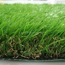 Best selling high density long service life landscape / football artificial grass