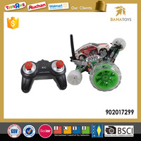 8 Functions Nitro Cartoon Toy Rc Stunt Car with Music