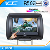"High stability 7"" car factory made headrest dvd with USB/SD"