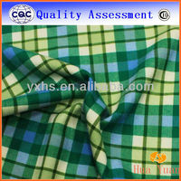 100% cotton yarn dyed twill fabric for pants