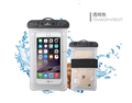 Hot Swimming Waterproof Underwater Diving Dry Bag Pouch Case for mobile phone