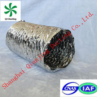 0.20mm thickness basement air ventilation system for garage exhaust