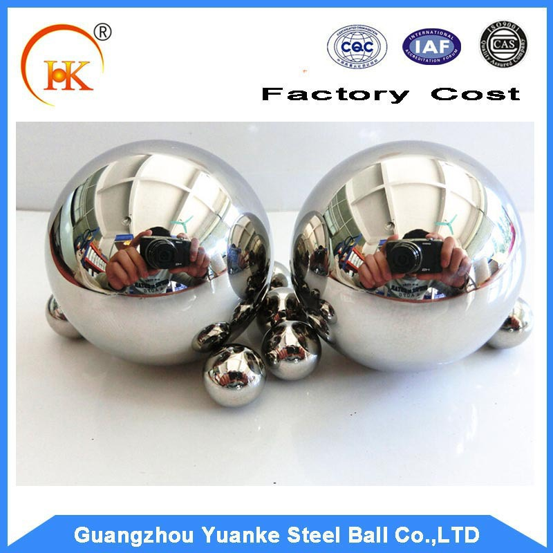 Stainless Steel Mirror SUS Stainless Steel Decorative Balls