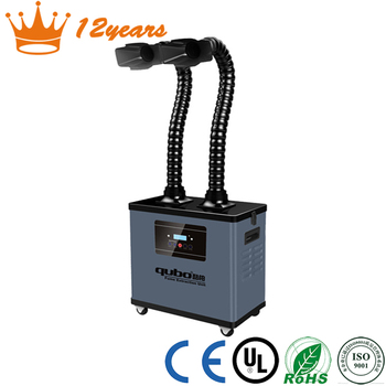 Digital display intelligent smoke purification DX1002