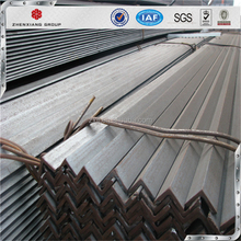 Mild Steel Equal Angle / Ss400 Perforated Angle Steel / steel iron price list
