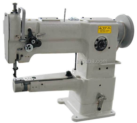 cylinder sewing machine 246 with automatic lubricate system
