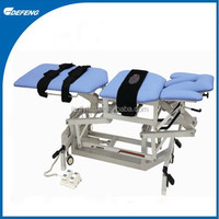 DLC-6 Three-folded and five-position patient electric training device