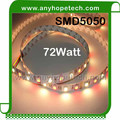 Hot selling low price indoor ip20 led rgbw strips connector 5 pin
