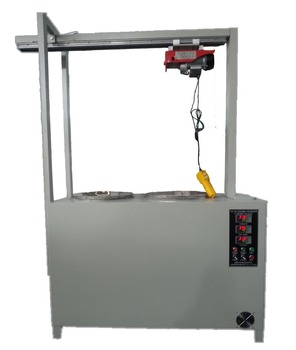 DRX-06D Computer control temperature conductivity detect concrete testing machine