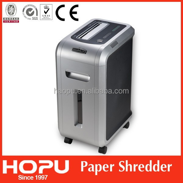 buy cheap paper shredder The fellowes powershred 99ci is the best paper shredder for small- to medium-sized offices both experts and users say it shreds credit cards, staples, data discs, and unopened junk mail into small strips without jamming this console shredder has a pull-out bin for easy emptying, runs quietly, and .