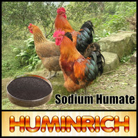 Huminrich Shenyang Feed Synergist Sodium Humate High Protein Animal Feed