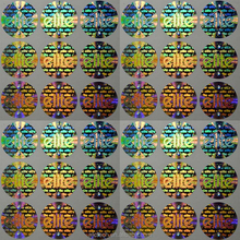 2d/3d hologram label,hologram 2d/3d label,2d/3d laser hologram sticker