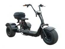 CE CERTIFIED scooter with cabin