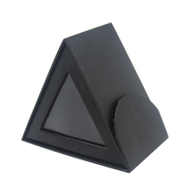 Printing Handmade Fancy Triangle Luxury Cardboard Paper Small Box