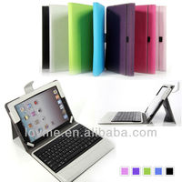 Stand Leather Case Cover with Bluetooth Keyboard For iPad mini