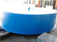 FIBREGLASS AQUACULTURE TANKS