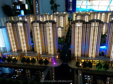 SH model new product real estate model making