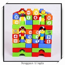 Light up building block