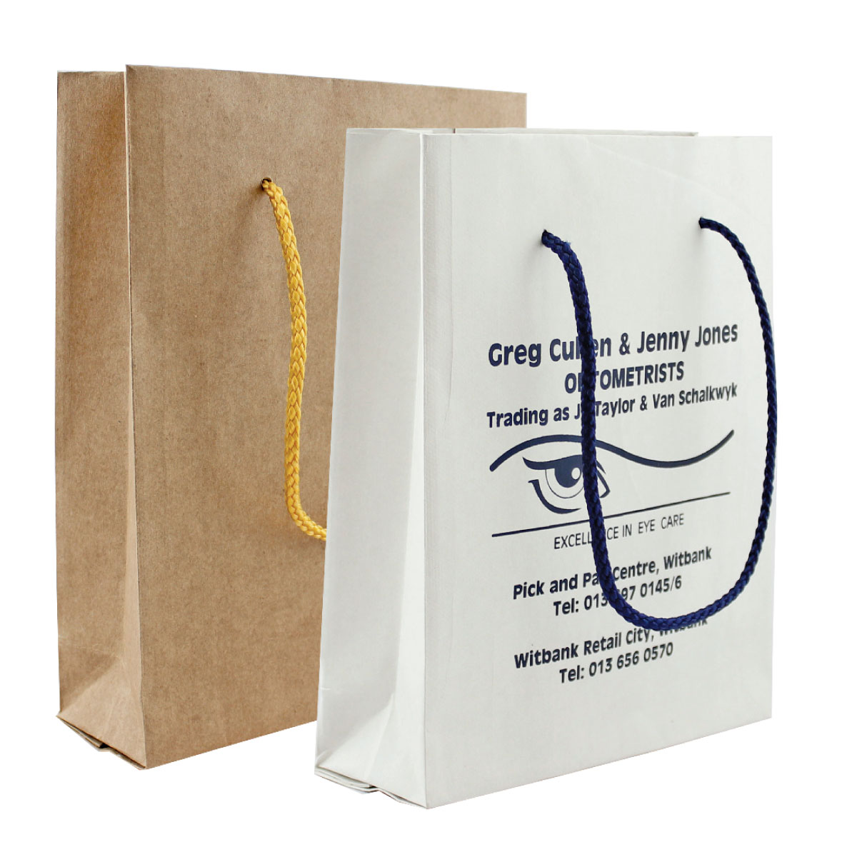 A5 carrier bag