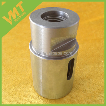 high precision aluminum/brass/steel cnc machining part