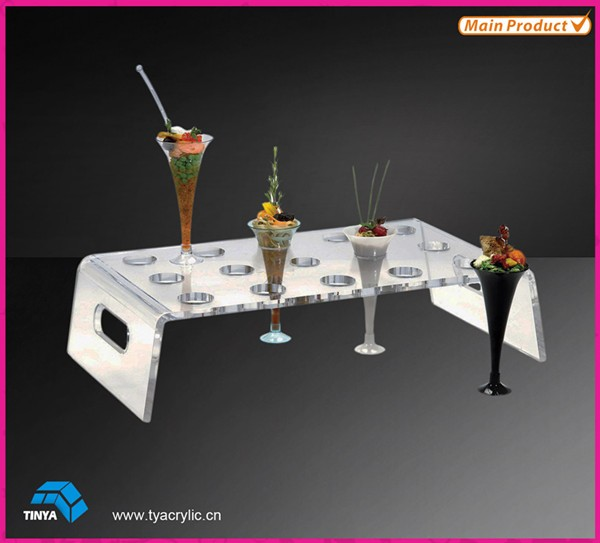 China Suppliers Ice Cream Holders Custom Acrylic Ice Cream Display ...