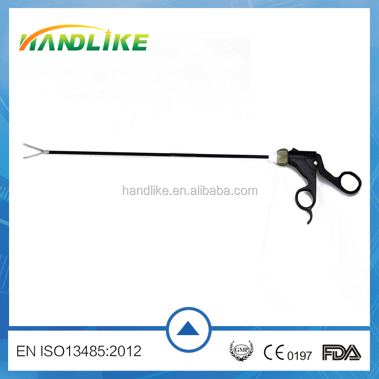 China HANDLIKE electrosurgical bipolar monopolar organ grasping clamps