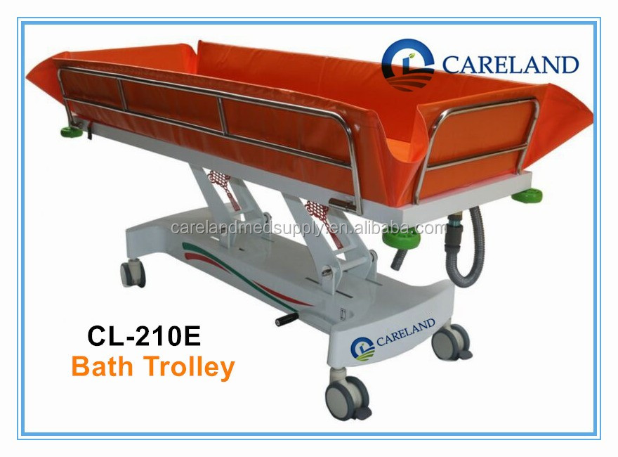 Medical Shower Trolley, Medical Shower Trolley Suppliers and ...