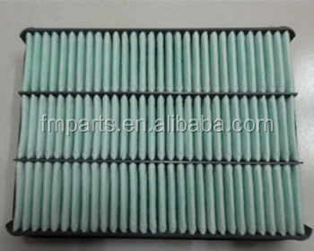 Auto air filter for Toyota 17801-30040 17801-50040 17801-30080 17801-07010