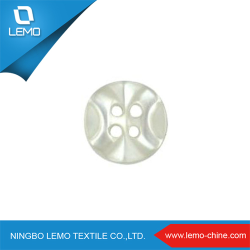 high quality plastic snap 4-hole button