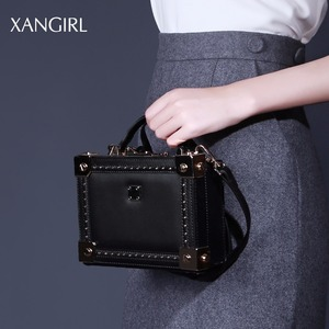 Latest women ladies cross body high quality genuine leather hand bags