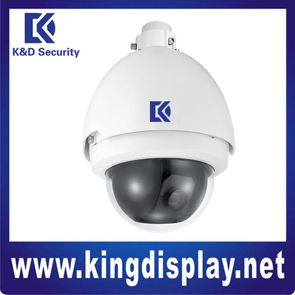 wholesale delivery 2 Megapixel 1080p full hd high speed dome 20x optical zoom Auto iris Auto focus dahua ip ptz camera