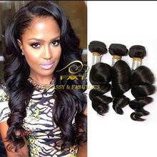 Healthy&soft unprocessed peruvian virgin hair, remy hair product top grade brazilian hair styles pictures